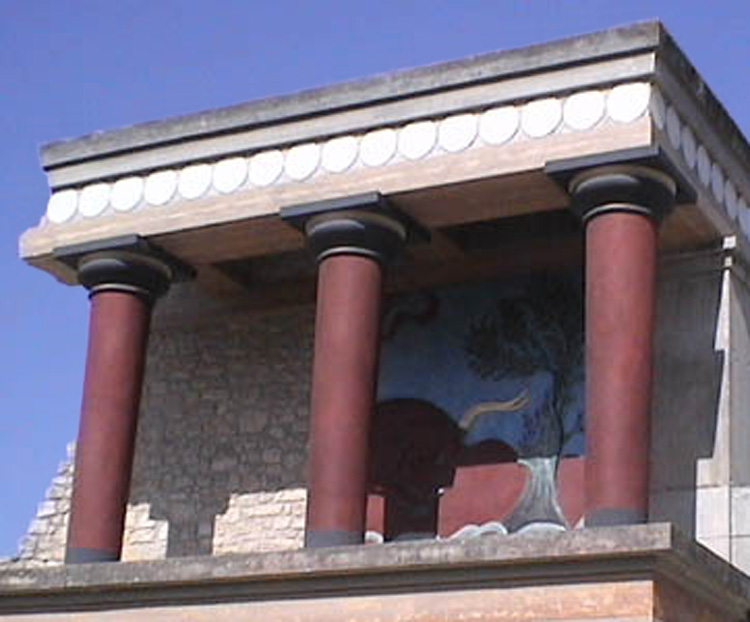 Who were the Minoans