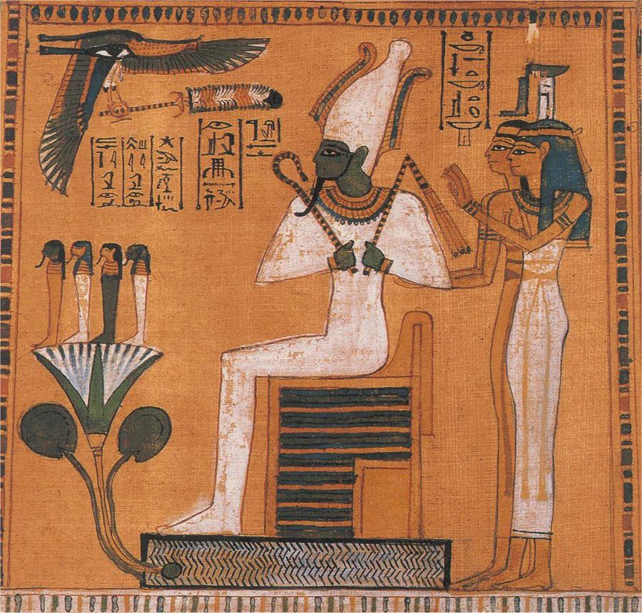 Osiris legend myth