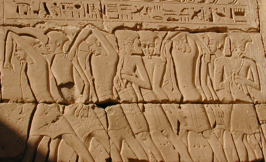 Sea Peoples and origin of Phoenicians