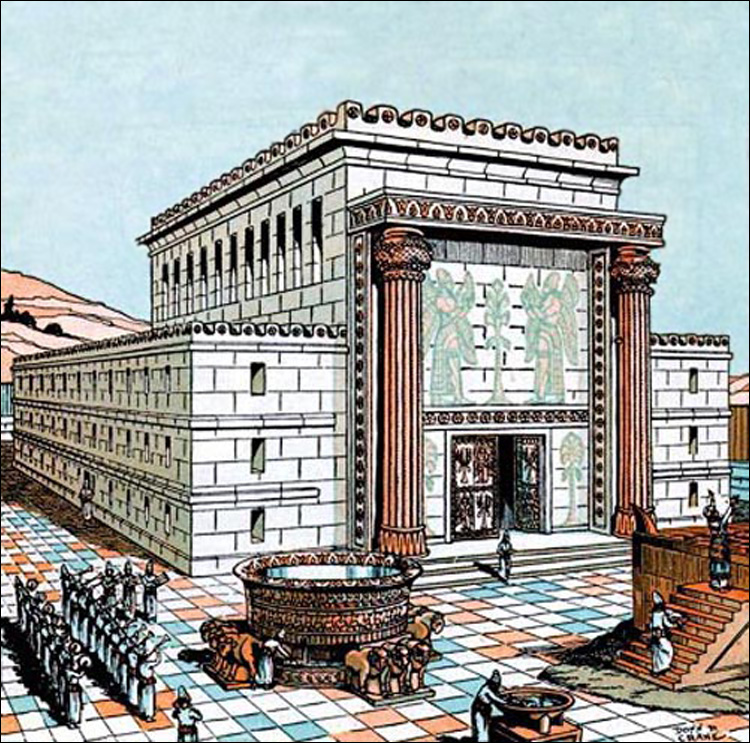 Building Solomon's Temple