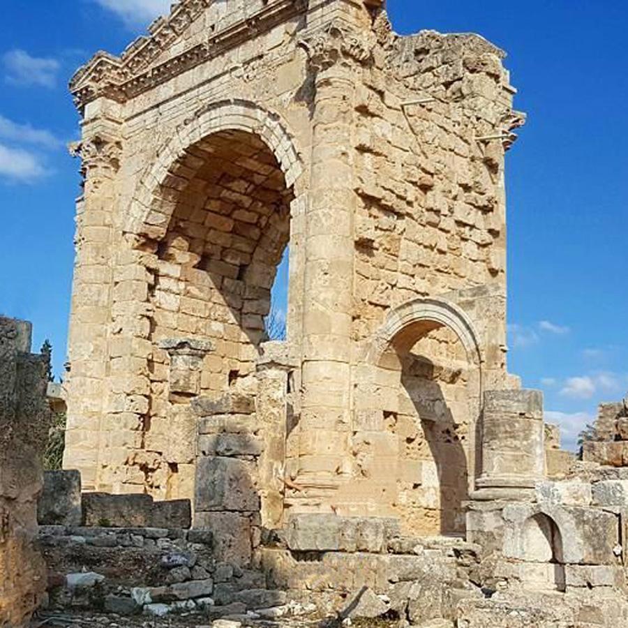 Tyre city of Phoenicians